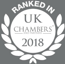 Top Ranked Chambers UK 2013 Leading Firm logo