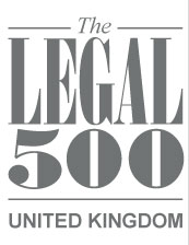 The Legal 500 United Kingdom Leading Firm logo