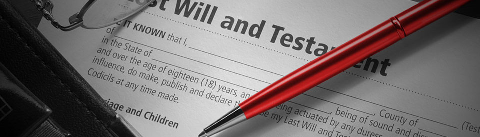 Learn more about Wills & Estates